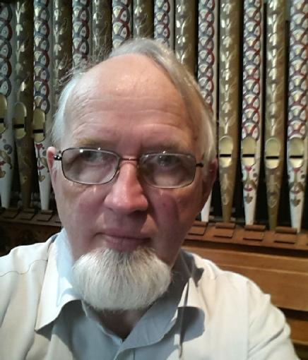 David King, Organist